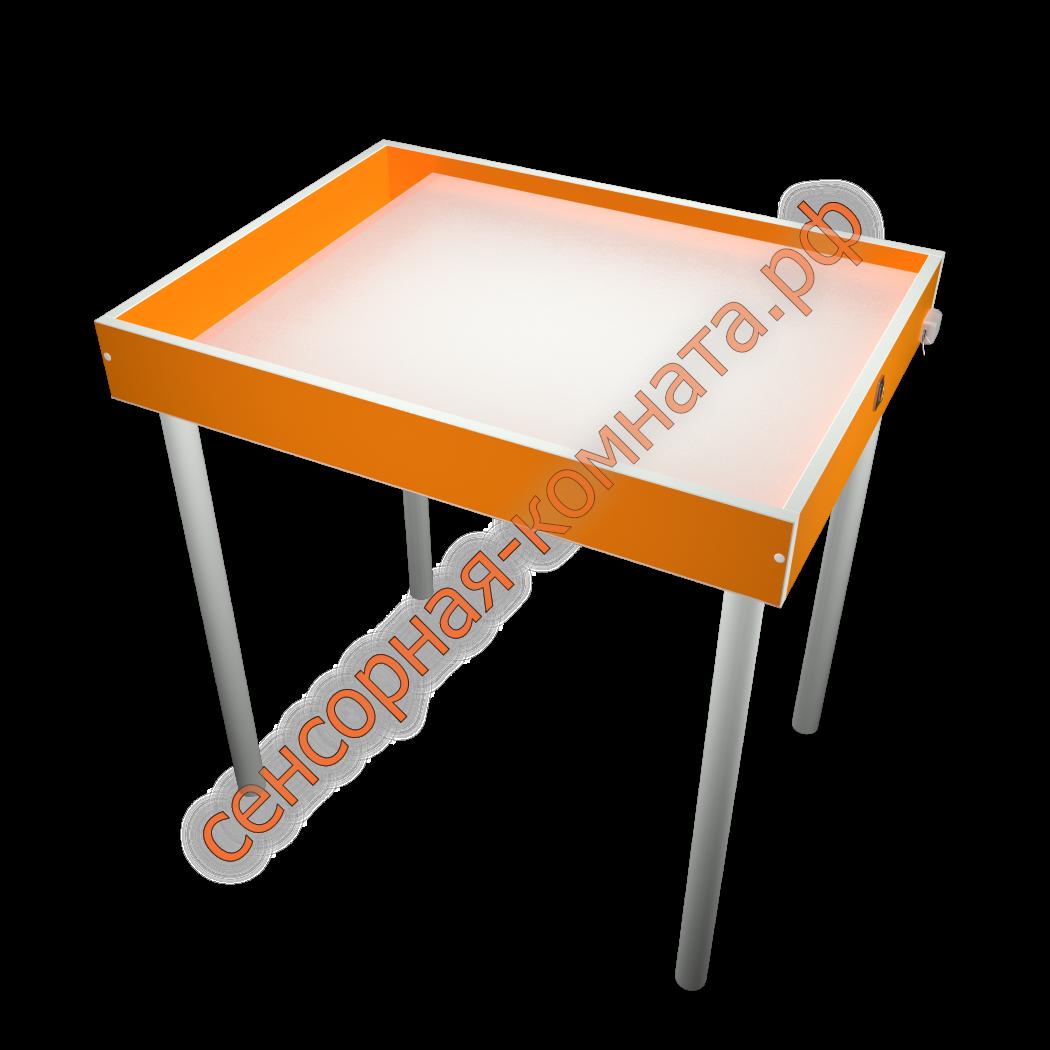 Как сделать стол для рисования песком