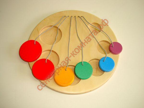 Сенсорные игрушки своими руками для детей