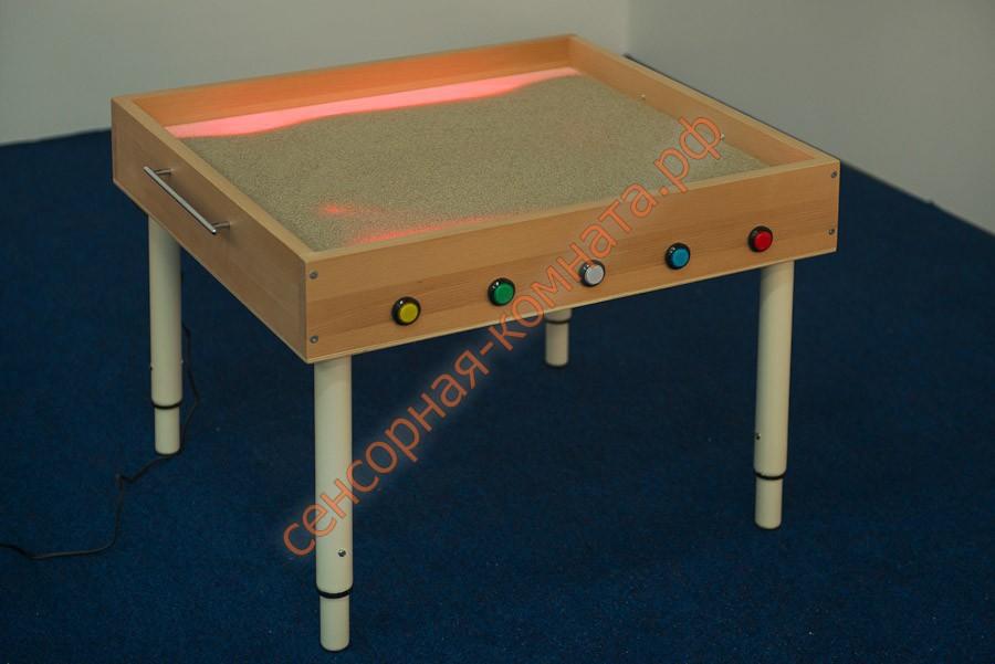 Световые столы для рисования песком своими руками
